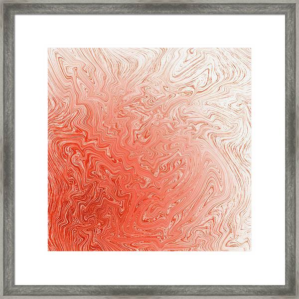 Capsicum Mist Framed Print
