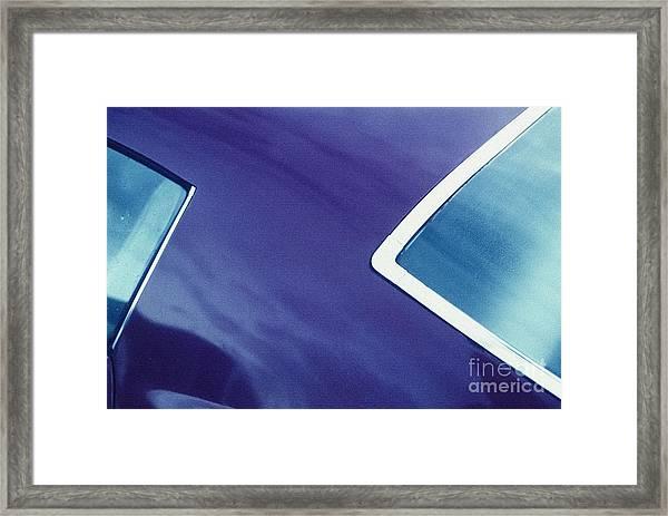 Classic Car #04 Framed Print