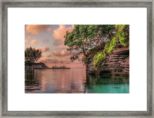 Carefree Framed Print