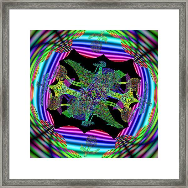 Caroletary Framed Print