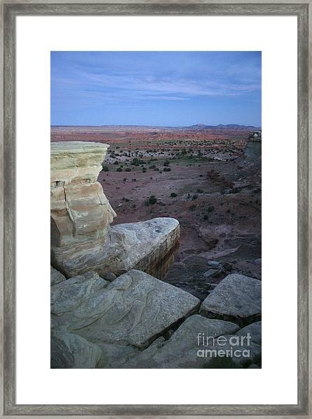 Castle Valley Utah Framed Print