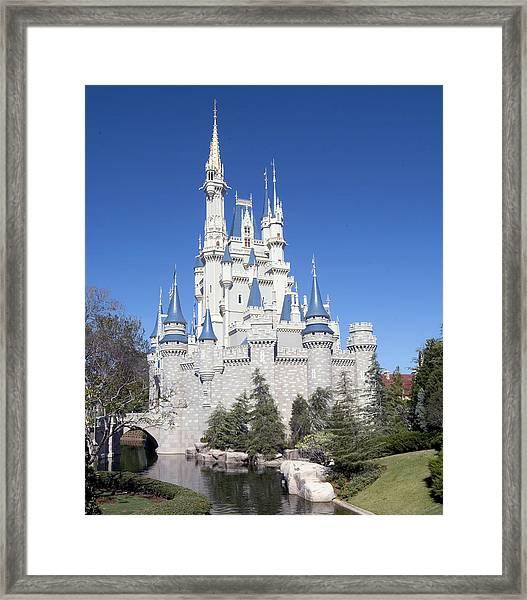 Castlesquare104 Framed Print by Charles  Ridgway