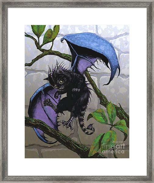 Catragon Framed Print