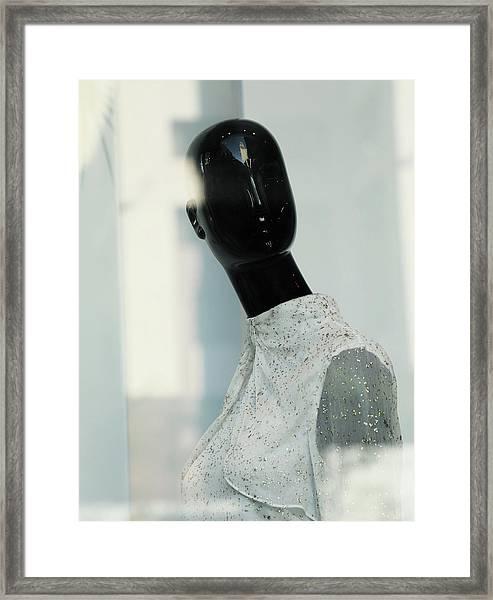 Cause We Love Framed Print
