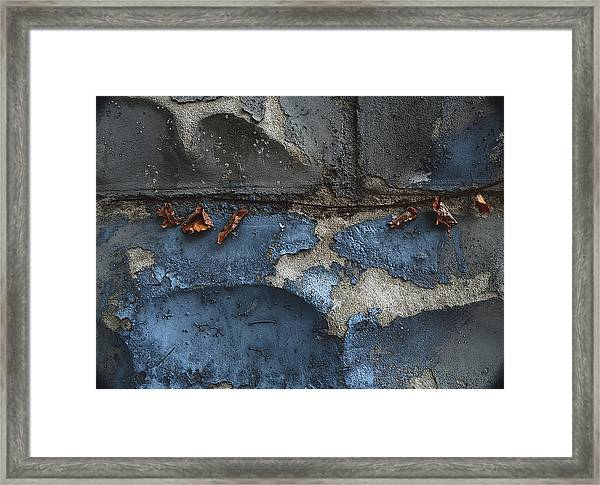 Cease Upon Midnight Framed Print