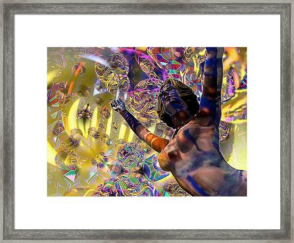 Celebration Spirit Framed Print