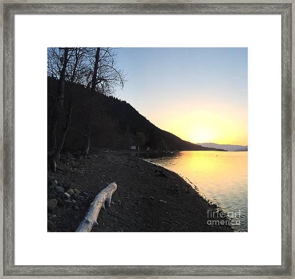 Celista Sunrise 1 Framed Print