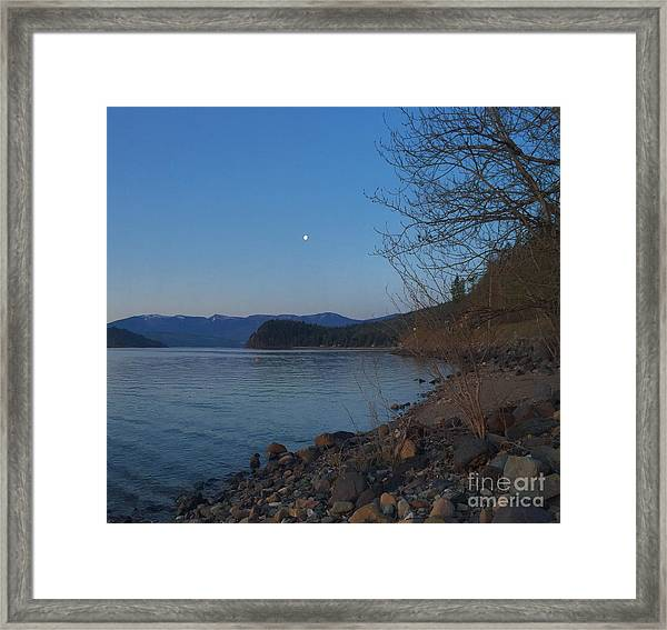 Celista Sunrise 3 Framed Print