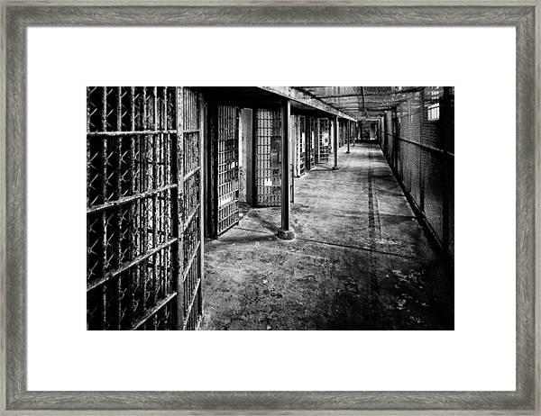 Cellblock No. 9 Framed Print