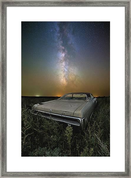 300 Framed Print