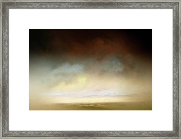 Chamber Of Clarity Framed Print