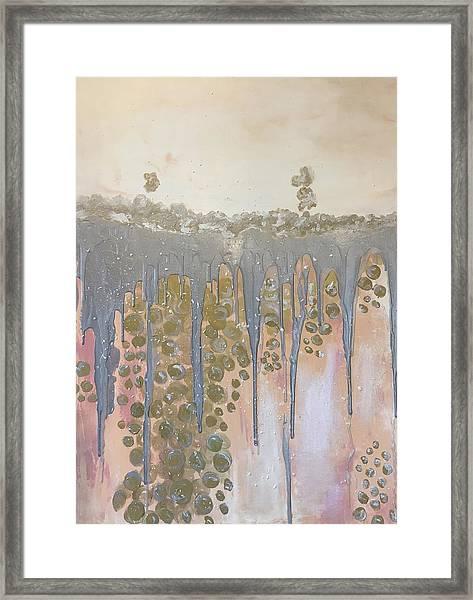 Champaigne Framed Print
