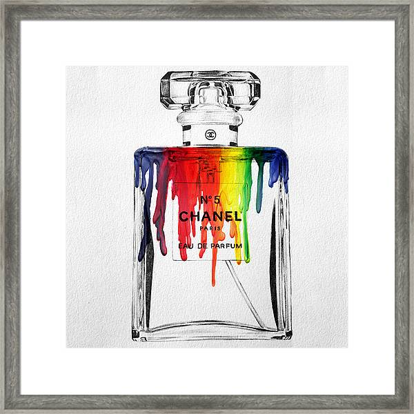 Chanel  Framed Print
