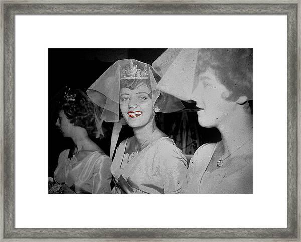 Chanel Premier Rouge 1924 Framed Print