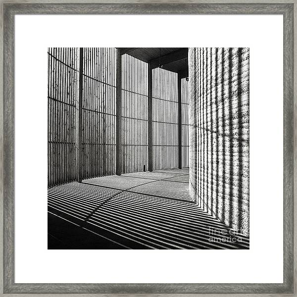 Chapel Of Reconciliation In Berlin Framed Print