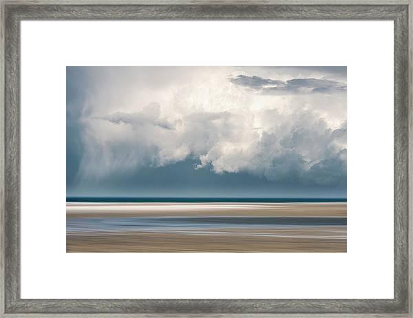 Chapin Beach 3 Framed Print