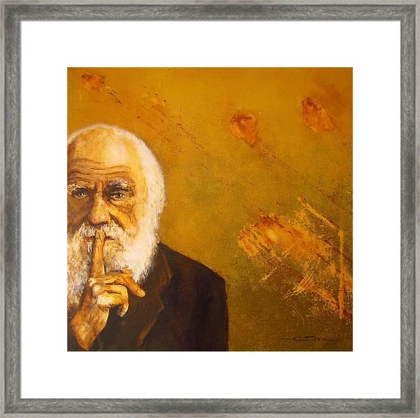 Charles R. Darwin Framed Print