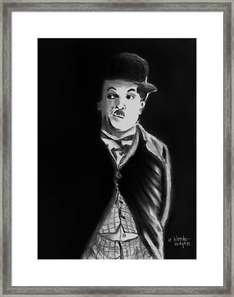 Charlie Framed Print