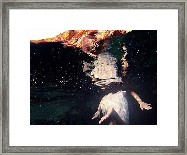 Chasing Sirens Framed Print