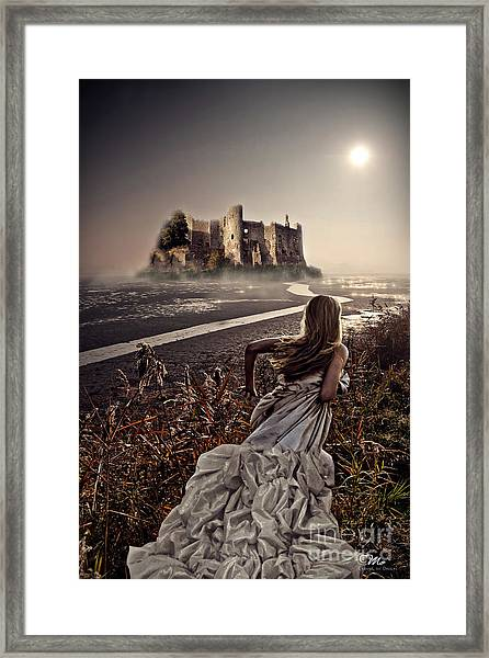 Chasing The Dreams Framed Print