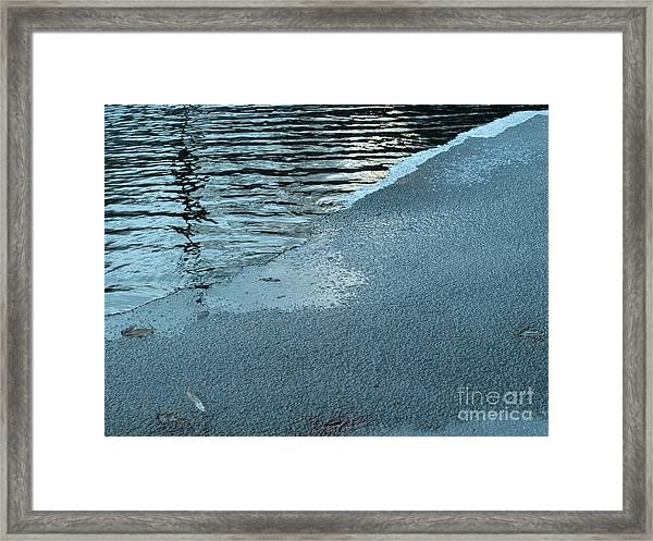 Chathampond01 Framed Print