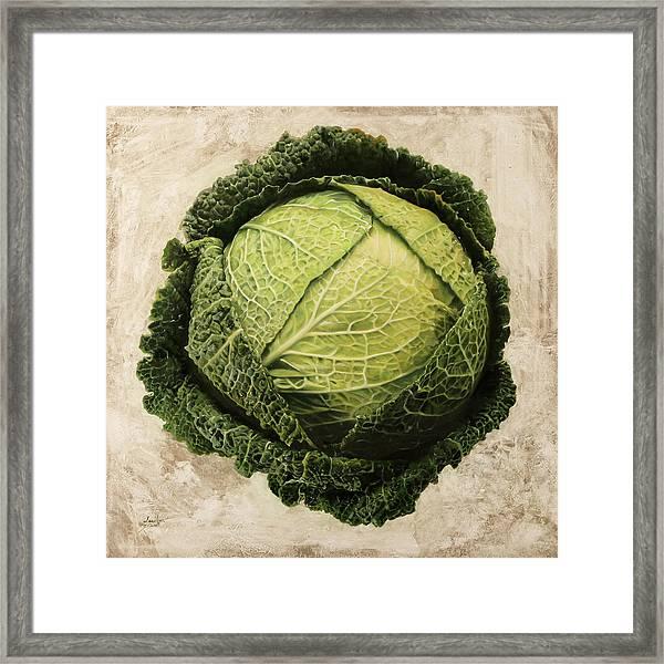 Checcavolo Framed Print