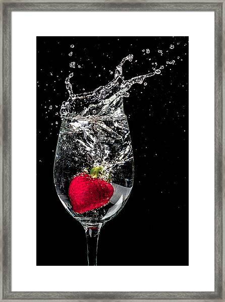 Cheers 2 You Framed Print