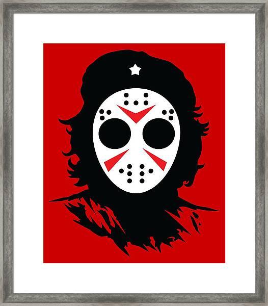 Che's Halloween Framed Print