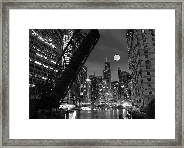 Chicago Pride Of Illinois Framed Print