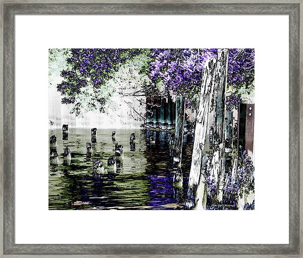 Chicago River Framed Print