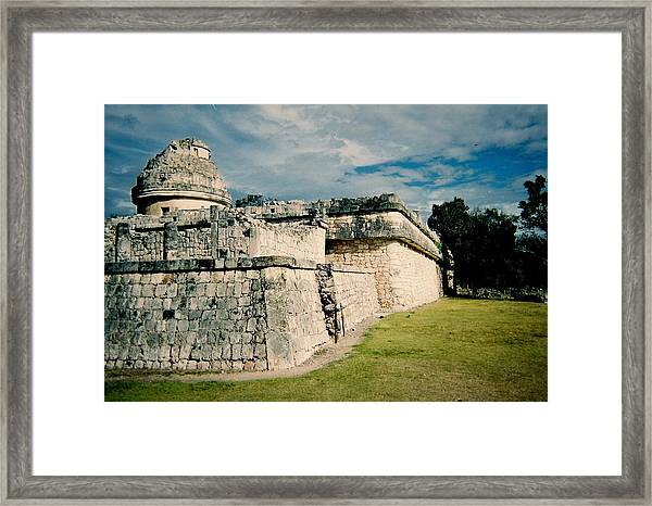 Chichen Itza 1 Framed Print