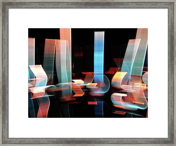 Chilhuly02 Framed Print