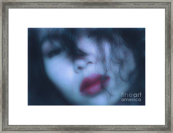 China Girl #01 Framed Print
