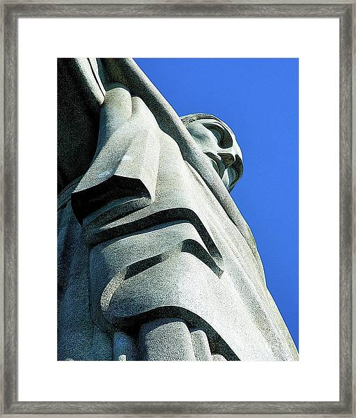 Christ The Redeemer Framed Print