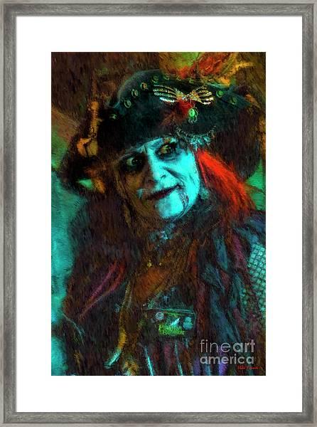 Christine Campiotti Framed Print