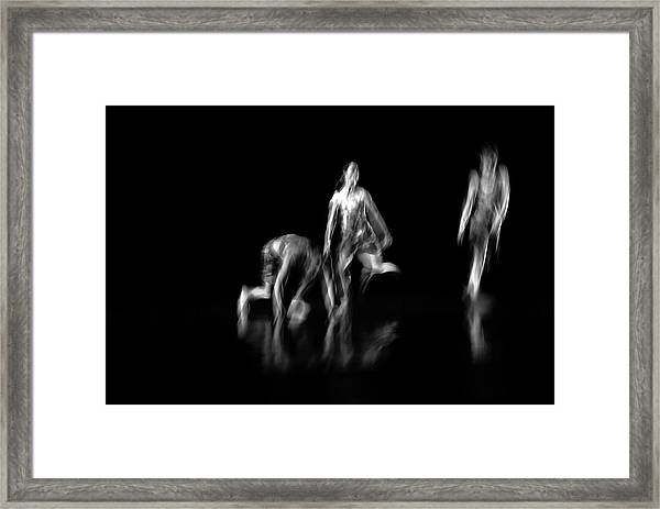 Framed Print featuring the photograph Chrychord 9 by Catherine Sobredo