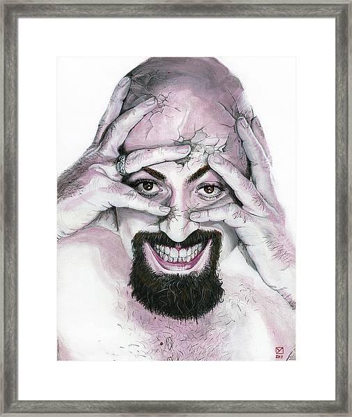 Chrysalis? Framed Print