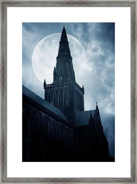 Glasgow Cathedral Framed Print