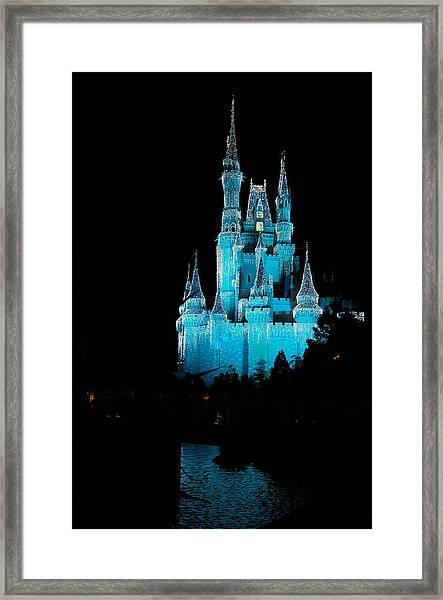 Cinderella's Castle 1 Framed Print