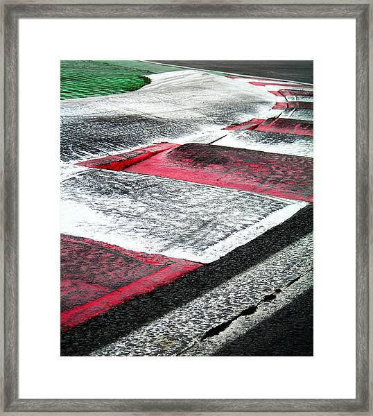 Circuit De Montreal ... Framed Print