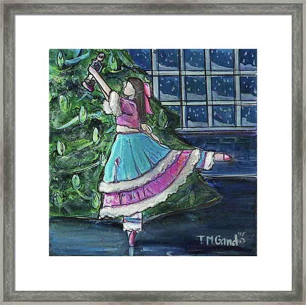 Clara II Framed Print