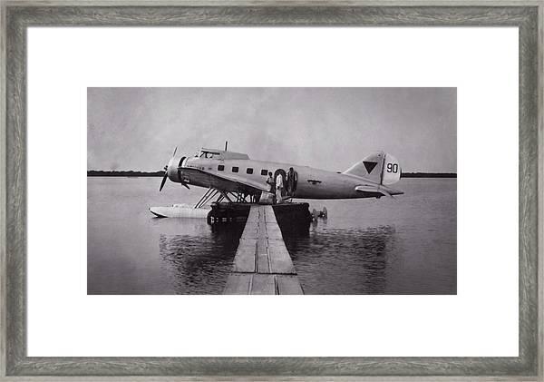 Clark Ga-43 Framed Print