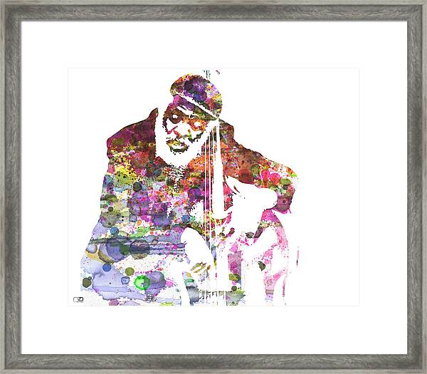 Cleveland Eaton Framed Print