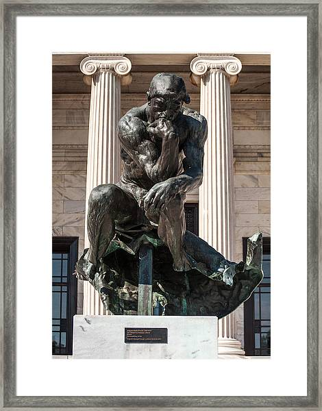 Cleveland Museum Of Art Framed Print