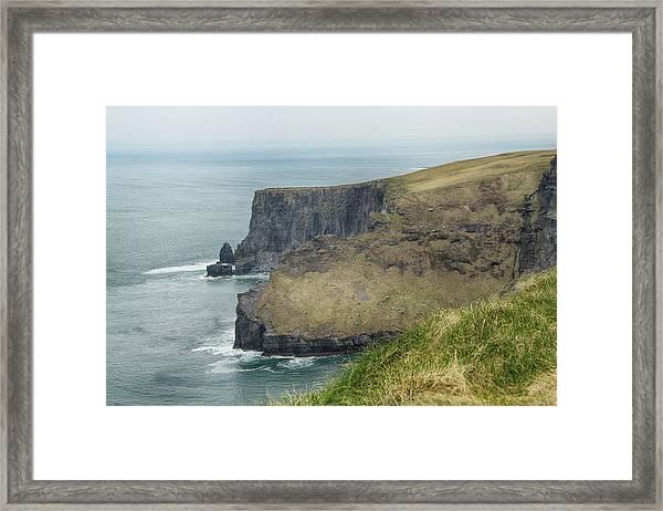 Cliffs Of Moher 1 Framed Print