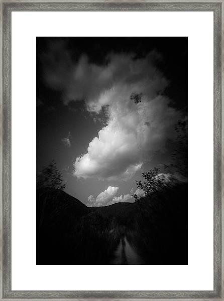 Cloud #2186 Framed Print