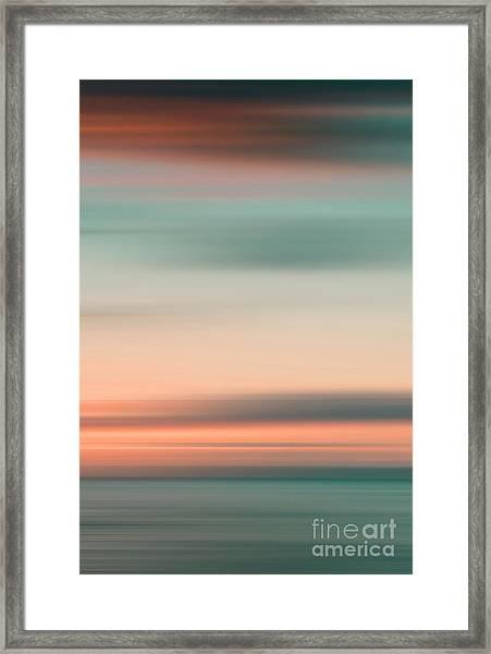 Cloudbusting Framed Print