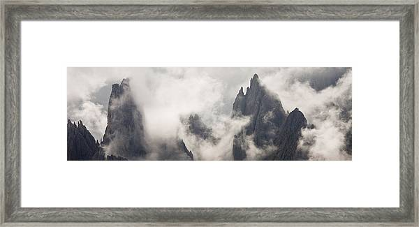 Clouds 1026 Framed Print