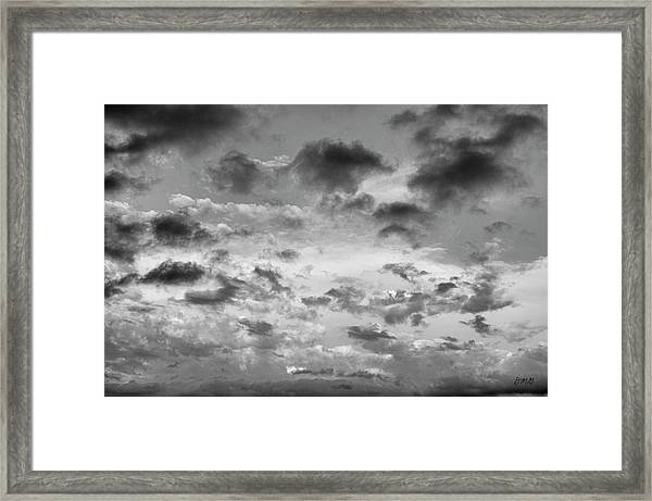 Cloudscape No. 5 Framed Print