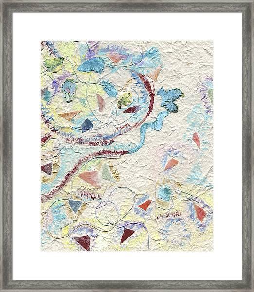 Coalscing - 1 Framed Print